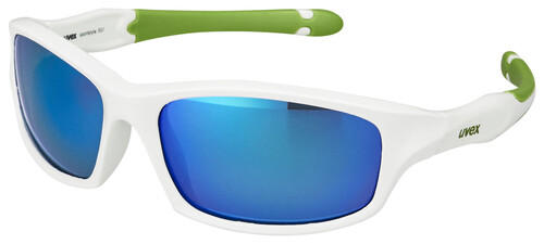 Uvex sportstyle 507 Sportbrille Kinder white green iG4aWfY8